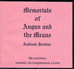 Memorials of Angus and the Mearns