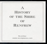A History of the Shire of Renfrew