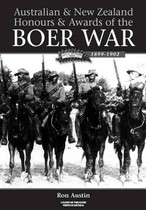 Australian and New Zealand Honours and Awards of the Boer War 1899-1902
