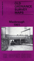 Town Map Yorkshire: Masbrough 1901