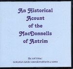 An Historical Account of the MacDonells of Antrim
