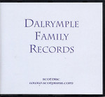 Dalrymple Family Records