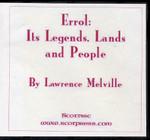 Errol: Its Legends, Lands and People
