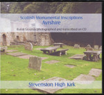 Scottish Monumental Inscriptions Ayrshire: Stevenston High Kirk