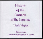 History of the Partition of the Lennox
