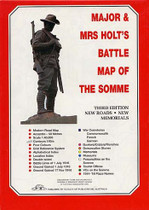 Major and Mrs Holt's Battle Map of Somme
