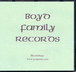 Boyd Family Records