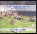 Scottish Monumental Inscriptions Clackmannanshire: Tillicoultry Cemetery