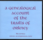 A Genealogical Account of the Traills of Orkney