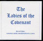 The Ladies of the Covenant: Distinguished Scottish Female Characters, Embracing the Period of the Covenant and the Persecution