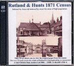 Rutland and Huntingdonshire 1871 Census