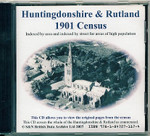 Rutland and Huntingdonshire 1901 Census