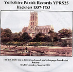 Yorkshire Parish Registers: Hackness 1557-1783