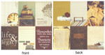 Simple Stories 12x12 Legacy Elements Journaling (6 boxes/page)