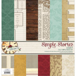 Simple Stories 12x12 Legacy Simple Basics Kit