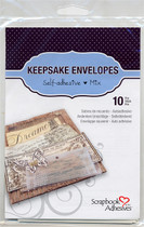 3L Keepsake Envelopes (pack of 10)