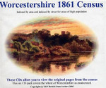 Worcestershire 1861 Census 1