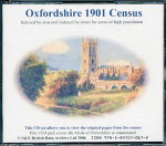 Oxfordshire 1901 Census