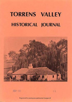 Torrens Valley Historical Journal No. 16