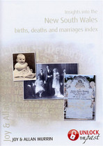 Insights into the New South Wales Births, Deaths and Marriages Index