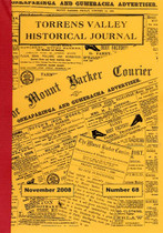 Torrens Valley Historical Journal No. 68 (November 2008)
