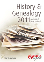 History and Genealogy 2011: Australia and New Zealand