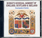 Burke's General Armory of England, Scotland and Ireland 1844