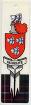 Scottish Families Bookmark: Galbraith