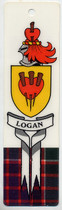 Scottish Families Bookmark: Logan