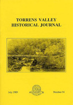 Torrens Valley Historical Journal No. 34