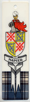 Scottish Families Bookmark: Napier