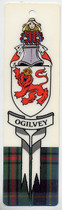 Scottish Families Bookmark: Ogilvey