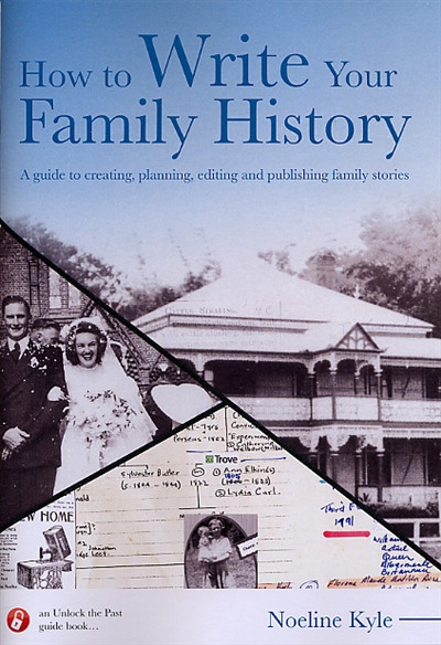 how to write your family history a guide to creating planning editing