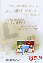 So You Are Totally New to Family Tree Maker