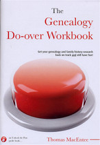 The Genealogy Do-over Workbook