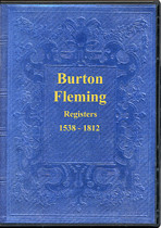 Yorkshire Parish Registers: Burton Fleming 1538-1812