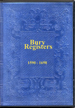 Lancashire Parish Registers: Bury 1590-1698