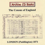 London 1871 Census (Paddington Registration District)