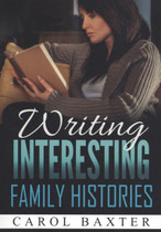 Writing Interesting Family Histories