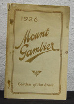 Mount Gambier 'The Garden of the State': Official Souvenir (original)