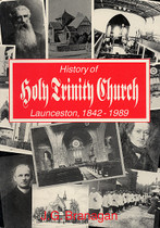 History of the Holy Trinity Church, Launceston, 1842-1989