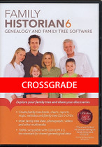 Family Historian 6 Crossgrade