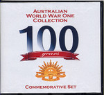 Australian World War One Collection: 100 Year Commemorative Set (Limited Edition)