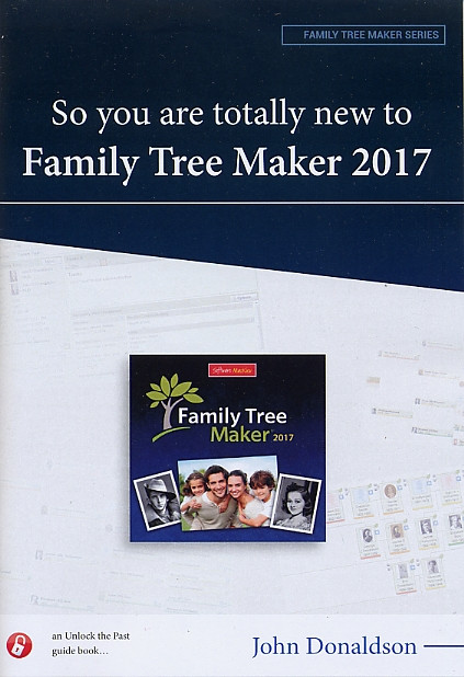 so you are totally new to family tree maker 2017