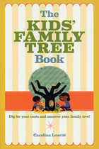 The Kids' Family Tree Book