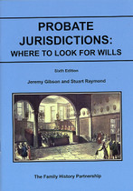Probate Jurisdictions: Where to Look for Wills