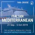 Unlock the Past cruise 2019 Mediterranean conference $595