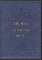 Shropshire Parish Registers: Hordley 1686-1812