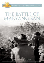 Australian Army Campaign Series No. 23: The Battle of Maryang San, 1951