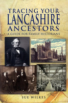 Tracing Your Lancashire Ancestors: A Guide for Family Historians (Damaged)